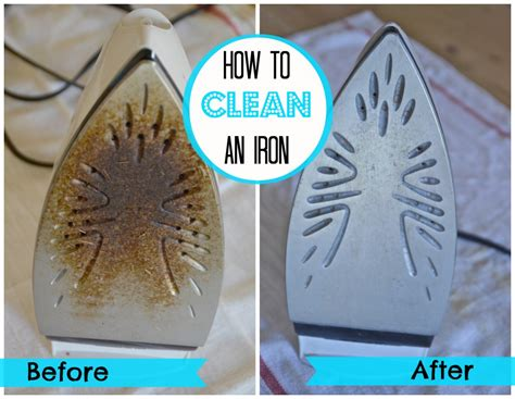 how to clean iron 13 helpful household cleaning tips with vinegar that will make your home shine world inside