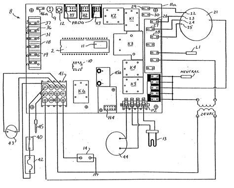 Get Goodman Furnace Control Board Wiring Diagram Sample