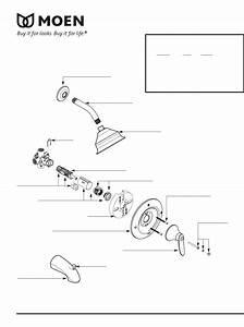 Moen Plumbing Product 82355c User Guide