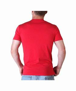 The gallery for --> Blank Red T Shirt Front And Back