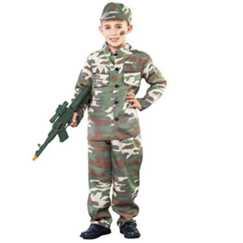 soldater kostume til fastelavn udklaedningen kob