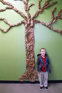 Giant Classroom Wall Tree