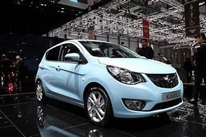 Avis Opel Karl : gen ve 2015 l 39 opel karl fait belle impression opel auto evasion forum auto ~ Gottalentnigeria.com Avis de Voitures