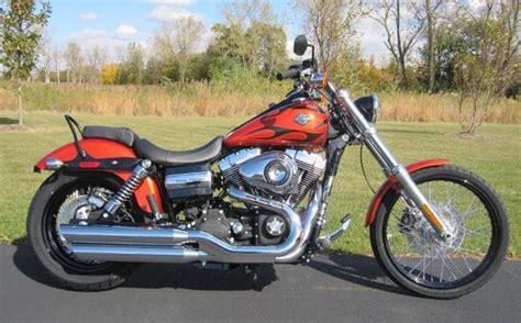 2011 Harley Davidson Glide by 2011 Harley Davidson Fxdwg Dyna Wide Glide Moto