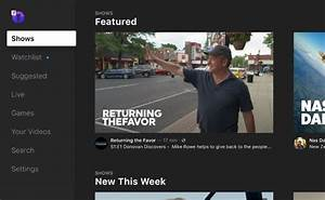 Facebook Finally Launches 'Watch', Its Video Tab For Episodic Shows - Tubefilter