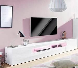 Tv Lowboard 250 Cm : tecnos lowboard real breite 240 cm kaufen otto ~ Bigdaddyawards.com Haus und Dekorationen