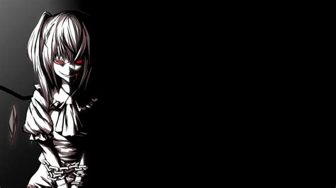 Creepy Anime Wallpaper - anime wallpapers wallpaper cave
