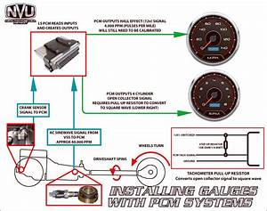 Instrument Installations With Gm Pcms Ls  Duramax  Etc