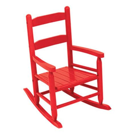 kidkraft 174 2 slat rocking chair 125750 kid s furniture