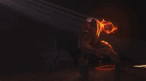 Darius Animated Wallpaper - darius gif