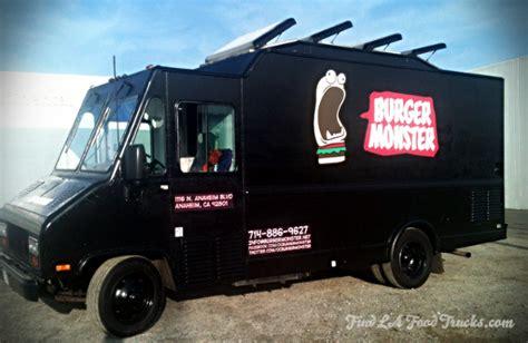 burger la food truck find la food trucks