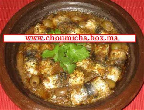 recette de cuisine marocaine en tajine de sardines roulées choumicha cuisine marocaine