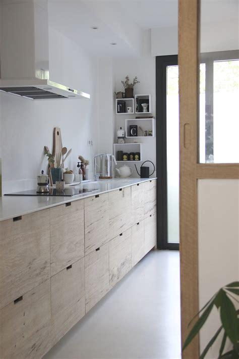 designers  scandi style ikea hack galley kitchen