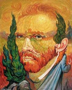 oleg shuplyak illusion painting vincent van gogh 7 - preview
