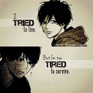Anime Quotes Wa... Anime Boy Quotes