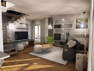 Beautiful Arredare Sottoscala Soggiorno Gallery Idee Arredamento ...