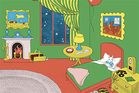 """Finding Cézanne In """"goodnight Moon"""""""