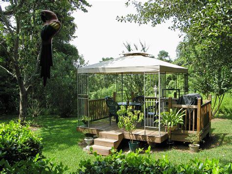 27 Garden Gazebo Design And Ideas