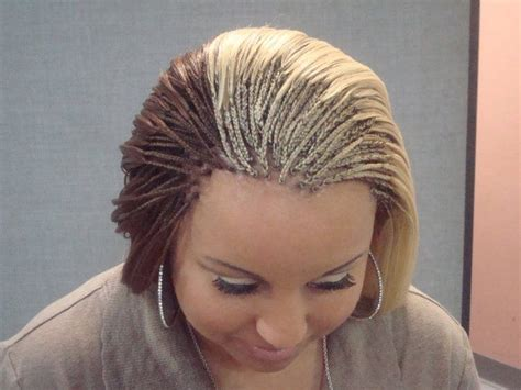 Different Types African Braids Hairstyle