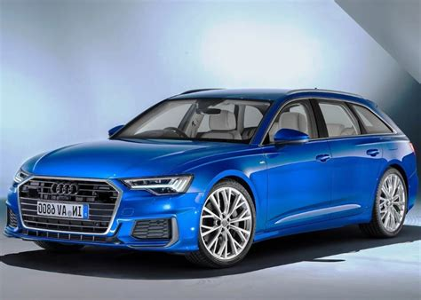 Audi Avant 2020 by 2020 Audi A6 Avant Review Comfortable Luxurious New