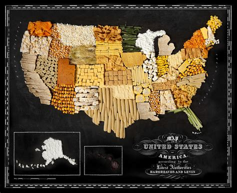 usa cuisine food maps henry hargreaves