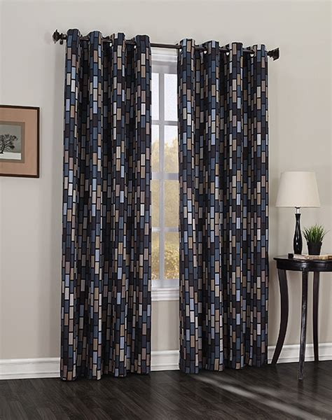 tribeca blackout grommet curtain panel curtain bath outlet