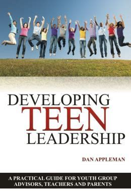 developing teen leadership  practical guide  youth