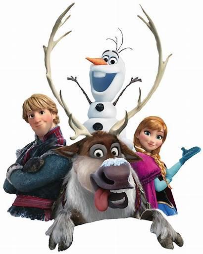 Frozen Clipart Elsa Olaf Disney Anna Birthday