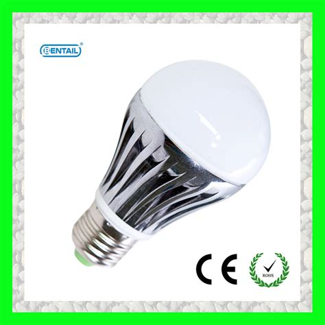 china 5w chrome heat sink led bulb light bthre27 wf039a