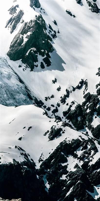Hill Surface Glacier Landscape Wallpapersmug Nature Honor