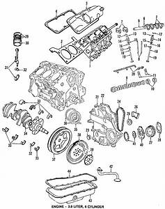 Jeep Wrangler Engine Oil Pump Rotor  3 8 Liter  All Models