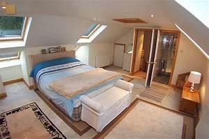 Image Gallery loft conversion with bathroom