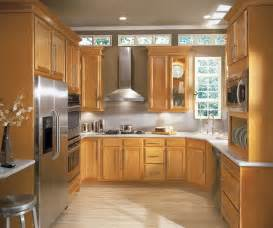 light kitchen cabinets in birch wood aristokraft