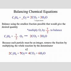 Mass Relationships In Chemical Reactions  Ppt Download