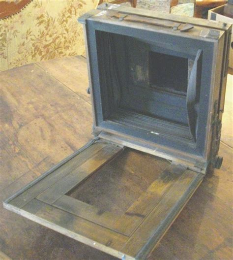 appareil photo chambre ancien appareil photo a soufflet bois chambre