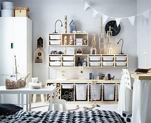 Kinderzimmer Aufbewahrung Ideen : id es en images meuble de rangement chambre enfant ~ Markanthonyermac.com Haus und Dekorationen