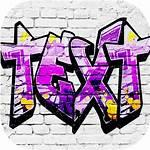 Graffiti Creator App Write Icon