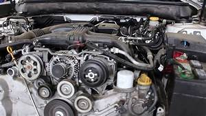 2014 Subaru Legacy Outback 2 5l Engine Run  Stock