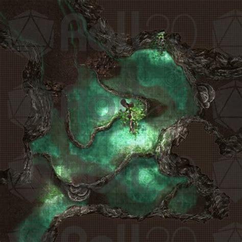 25+ Dnd Underdark Battle Map Pics - FreePix