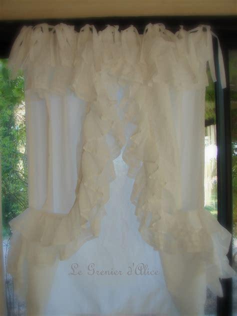 blanche porte voilages et rideaux blanche porte voilage