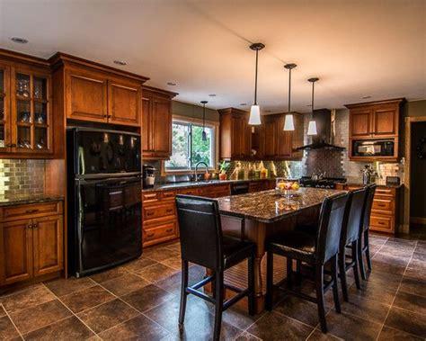 kitchens  black appliances  bing images