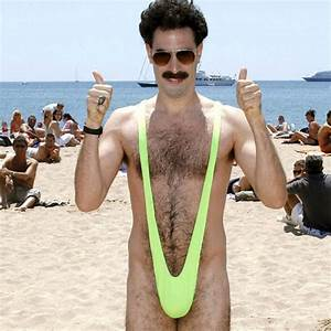 The Official Borat Mankini – The Smiley Shop Cyprus