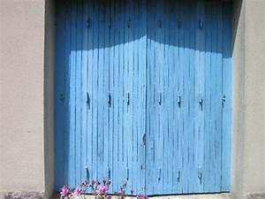 photo volets persiennes en bois a repeindre taille depl With repeindre des volets en bois