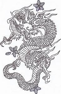 Free Chinese Dragon Drawing, Download Free Clip Art, Free ...