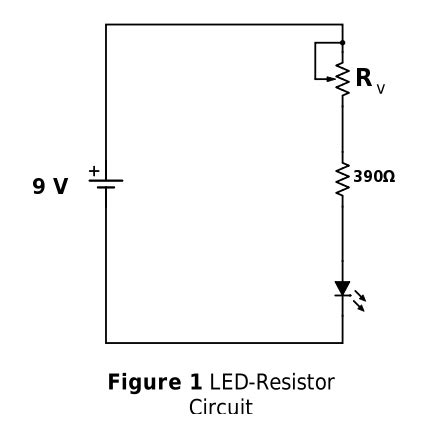 Labii Basic Led Diode Circuit Kmitl