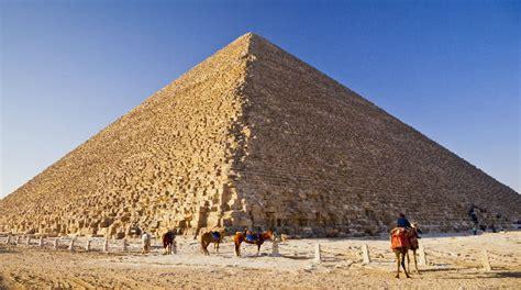 Interno Piramide Cheope Giza Strane Anomalie Alla Base Della Piramide Di Cheope
