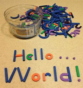 magnetic letter construction review and giveaway With learning resources letter construction
