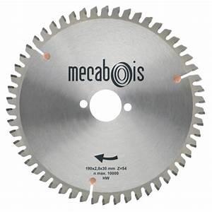 Lames Scie Circulaire : lames scie circulaire carbure pour aluminium cuivre et ~ Edinachiropracticcenter.com Idées de Décoration