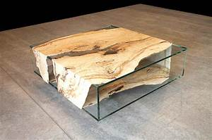 reclaimed furniture gives used pieces a second chance With reclaimed wood and glass coffee table