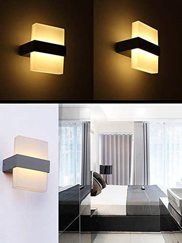 lanfu wandlampe warmweisse elegantes und modernes design
